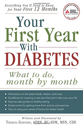 Your First Year with Diabetes: What To Do, Month by Month pdf