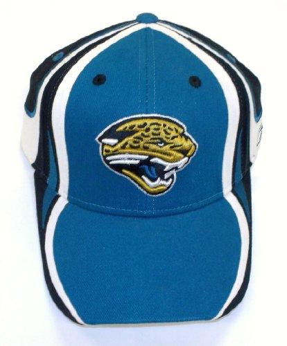 NFL Jacksonville Jaguars Adjustable Velcro Strap Back Reebok Hat - ()