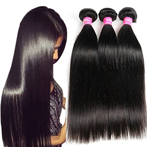 VRBest Brazilian Straight Extensions Unprocessed product image