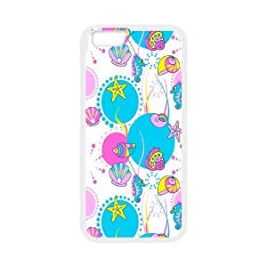 Case Cover For HTC One M7 Sea creatures Phone Back Case Custom Art Print Design Hard Shell Protection FG086374