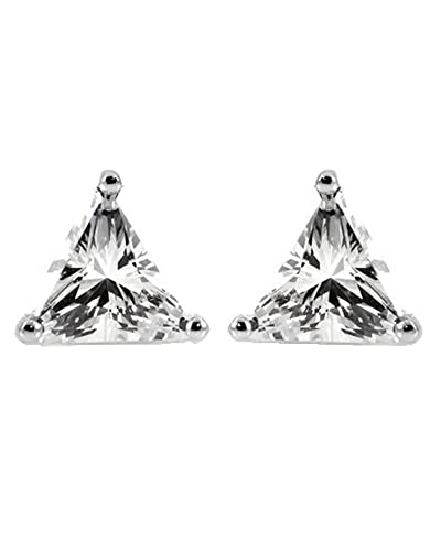 sparkling b gold stud diamond product trillion arnold earrings ctw