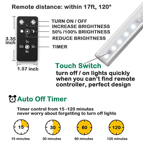 Buy battery under cabinet lighting