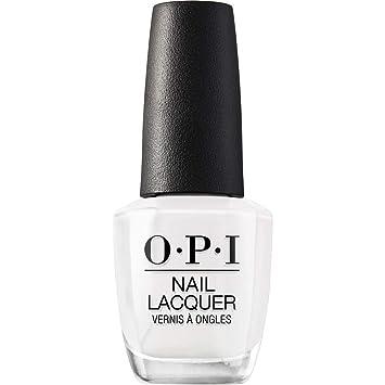 Amazon.com: OPI Nail Lacquer, Alpine Snow, 0.5 Fl Oz: Luxury Beauty