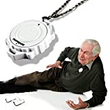 MyGuardian Emergency Fall & Motion Detection and Personal Care ALERT device for Seniors - Makes emergency calls with a press of a button in just a second.