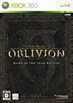 The Elder Scrolls IV: Oblivion (Game of the Year Edition) [Japan Import]