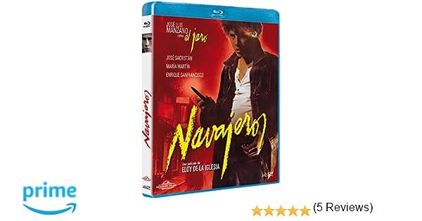 Navajeros [Blu-ray]: Amazon.es: José Luis Manzano, José ...