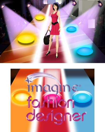 Imagine Fashion Designer Nintendo 3ds Buy Online In Uae Video Game Products In The Uae