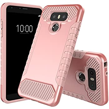 Amazon.com: TIANLI LG G6 Case LG G6 Plus Case Flowers for ...