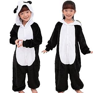 Aoibox Childrens Pajamas Animal Onesies
