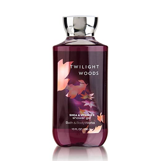 Bath & Body Works, Signature Collection Shower Gel, Twilight Woods, 10 Ounce