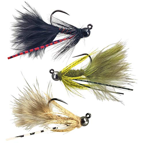large trout streamers - 9