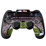 Penn State Football Stadium PS4 DualShock4 Controller Vinyl Decal Sticker Skin by Compass Litho For Sale