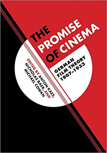 Amazon Com The Promise Of Cinema German Film Theory 1907 1933 Weimar And Now German Cultural Criticism Book 49 Ebook Kaes Anton Baer Nicholas Cowan Michael Kindle Store