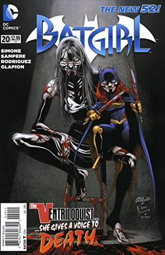 Batgirl (4th Series) #20 FN ; DC comic book ()
