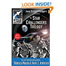 Star Challengers Trilogy: Moonbase Crisis, Space Station Crisis, Asteroid Crisis (Volume 4)
