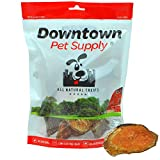 All Natural Dehydrated Sweet Potato Dog Chew Treats Made in USA, Single Ingredient, Grain Free, Human Grade Snacks for Small, Medium and Large Dogs or Cats (1 lb) For Sale