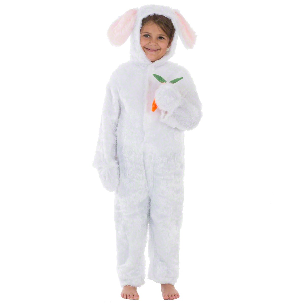 White Rabbit Costume for Kids