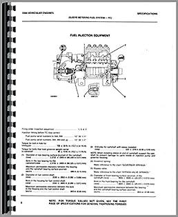 caterpillar 3304 engine service manual caterpillar manuals rh amazon com Cat 3306 Air Intake 3204 cat engine service manual