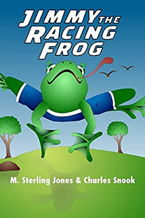 Jimmy the racing frog kindle edition by m sterling jones charles digital list price 299 fandeluxe Gallery