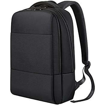 Amazon.com: REYLEO Backpack Business Laptop Backpacks Men Women ...