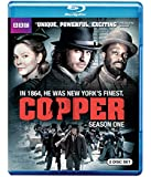 Copper: Season 1 [Blu-ray]