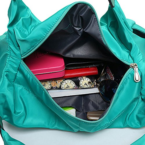 SSMK shoulder bag - Bolso mochila  para mujer azul oscuro
