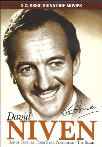 David Niven Signature Collection (The Lady Says No / Happy Go Lovely / A Nightingale Sang In Berkeley Square)