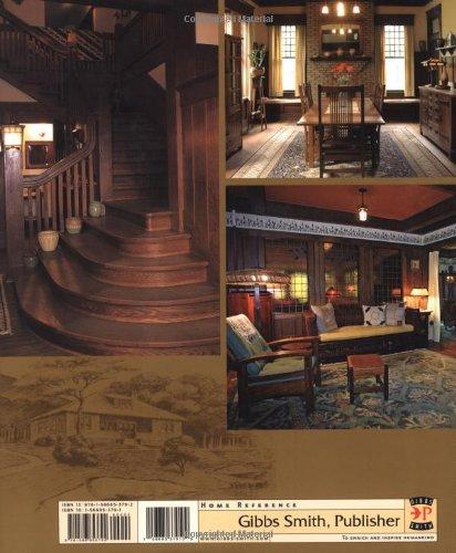 Stickley's Craftsman Homes