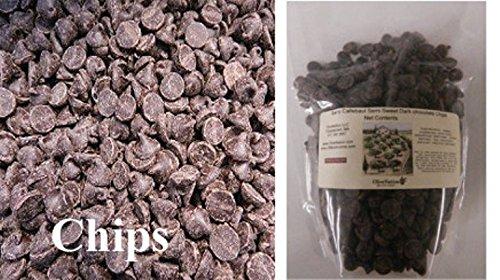 - Barry Callebaut 70128 Semi sweet dark chocolate Chips 1 lb