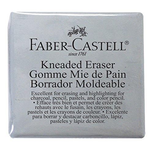 Faber Castell Extra Large Grey Kneaded Eraser