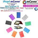 """iPearl mCover Hard Shell Case for 13.3"""" Dell"""