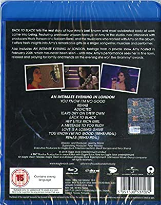 Back To Black [Blu-ray]