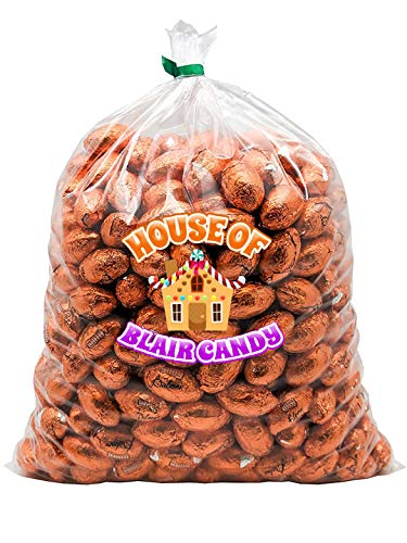 Chocolate Covered Footballs - Bulk Chocolate Football Candy - 5 Pounds - Approximately 400 Pieces