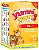 Hero Nutritional Products Yummy Bear Fiber Suppl 60 Ct Review