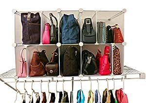 Luxury Living Deluxe Shelf Organizer -