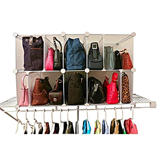 Perfect Luxury Living Deluxe Shelf Organizer