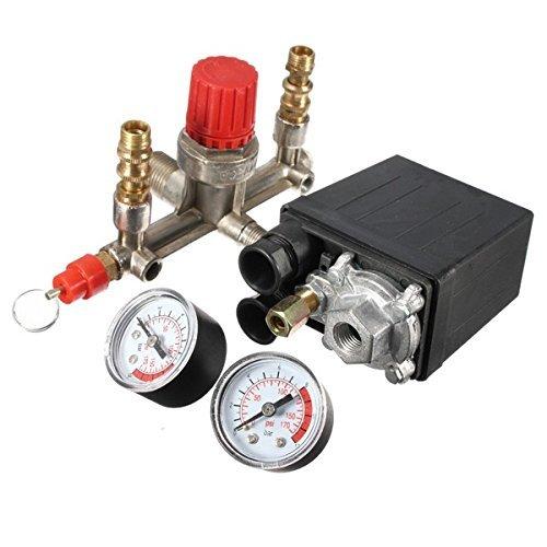 motorcycle suspension air pump - 9