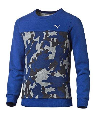 Puma 838794 Sudadera Niño azul