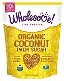 Wholesome Sweeteners Organic Coconut Palm Sugar -- 1 lb - 2 pc