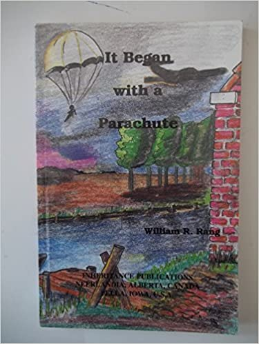 Book It Began With a Parachute by William R. Rang (1992-11-01)