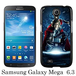Great Quality Samsung Galaxy Mega 6.3 I9205 Case ,Thor 01 Black Samsung Galaxy Mega 6.3 I9205 Cover Case Hot Sale Phone Case Unique And Beatiful Designed