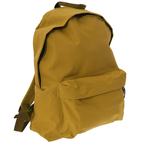 BG125 Mustard BG125 BG125 Fashion Backpack Backpack BagBase Mustard Fashion BagBase Fashion Backpack BagBase 7EAqwa7