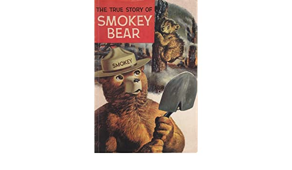Original SMOKEY THE BEAR Comic Book 1969 ONLY YOU CAN PREVENT Forest Fires NOS