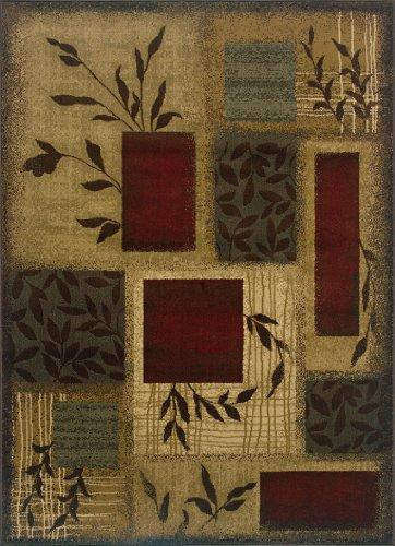 Oriental Weavers Amelia 260X Area Rug, 3-Feet 2-Inch by 5-Feet 7-Inch
