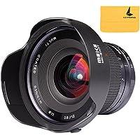 Meike 12mm f/2.8 Manual Focus Lens APS-C For Panasonic