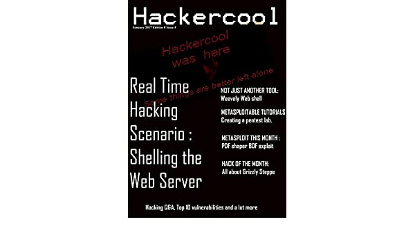 Hackercool Jan 2017 eBook: Kalyan Chakravarthi Chinta