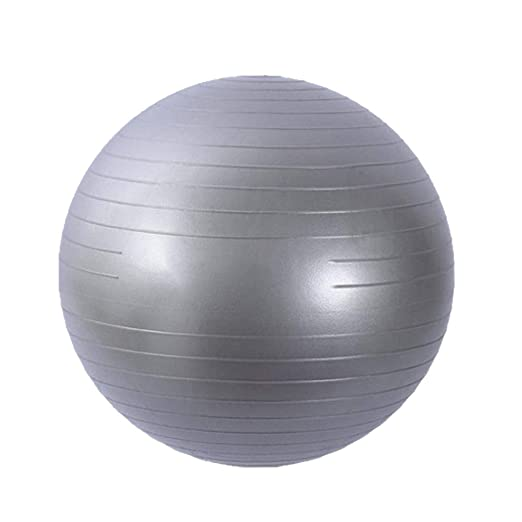ZENWEN Scrub Yoga Ball 75Cm PVC Scrub Yoga Fitness Ball Yoga ...