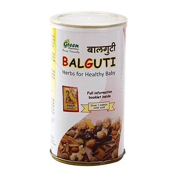Green Pharmacy Balguti (Brown)