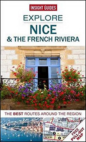 Insight Guides: Explore Nice & the French Riviera (Insight Explore Guides)...