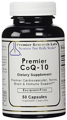 CoQ 10 Premier Research Labs 50